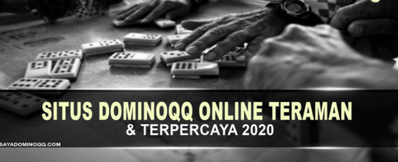Website DominoQQ Teraman